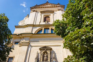 Church of Our Lady Victorious in Mala Strana