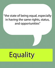 Equality quote