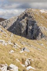 Trail from Ciemniak to Malolaczniak - Czerwone Wierchy Tatras Mo
