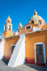 Santuario de los remedios, Cholula, Puebla (México)