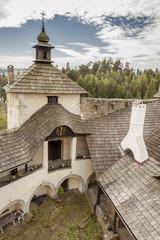 Niedzica castle - Poland.