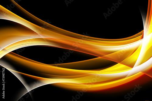 Zdjęcia na płótnie, fototapety, obrazy : elegant abstract waves
