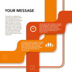 infographics-tape-strips-style-white-background