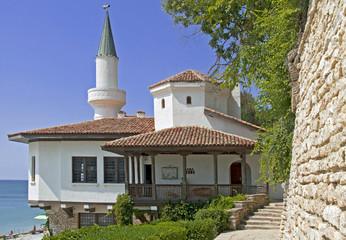 Balchik palace by Black Sea