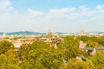 Cityscape Rome, Italy