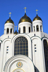 Cathedral of Christ the Saviour. Kaliningrad, Russia