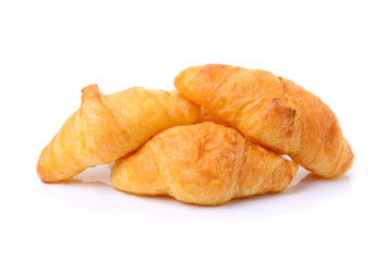 croissant isolated isolated on white background