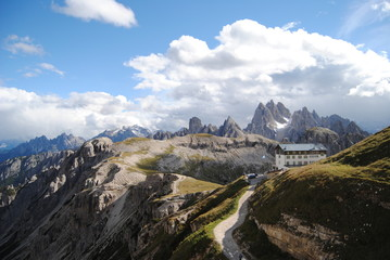 Südtirol Italien Drei Zinnen