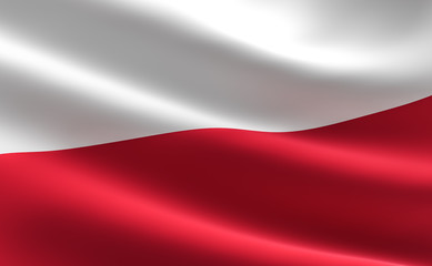 Poland flag
