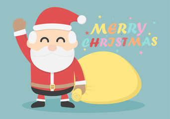 Santa Claus .merry christmas