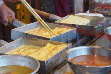 Japanese omelette maker