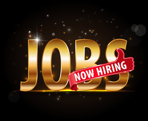 jobs opening now Hiring red thumbs up advertising job offers
