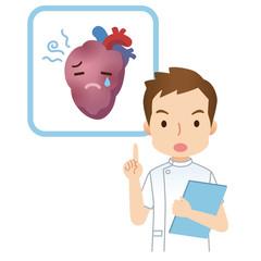 看護士 健康 心臓