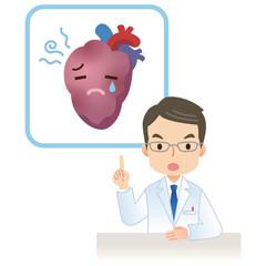 医者 健康 心臓