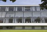 Bauhaus Gitterfenster poster