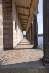 Sakrower Säulengang