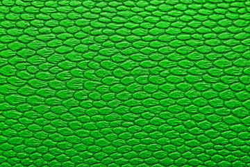 Snakeskin texture leather, can be used as a background