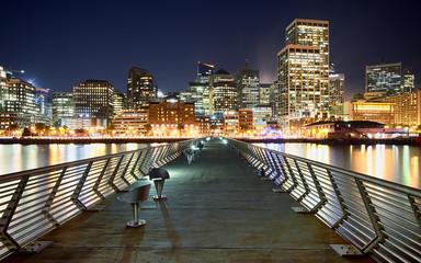 Pier 14 San Francisco, California