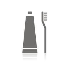 Icono kit dental FB reflejo