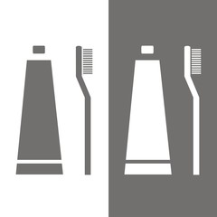 Icono kit dental BN