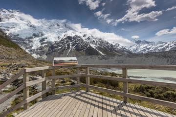 Kea Point, New Zealand