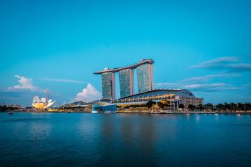 Singapore modern architecture