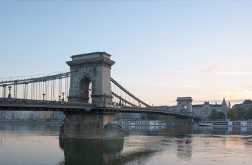The proud of Budapest