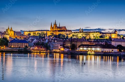 Fototapeta Praga Most Karola
