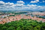 Praga widok na miasto - 74014954