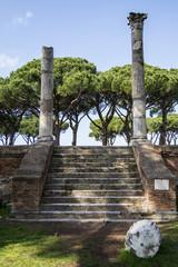 Resti di un edificio romano