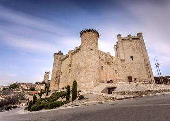 Medieval Castle. Torija. Spain