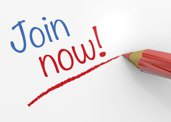 Join Now - 3D