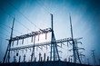 electric substation - 74018354