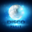 Disco party. Vector illustration - 74018713