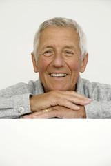Älterer Mann,Portrait