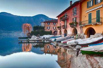 Mandello del Lario, Lago di Como