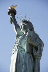USA, New York City, Freiheitsstatue