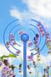 Wireless Wifi Symbol - 3D Render