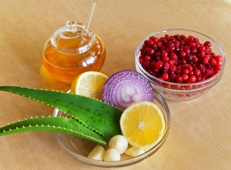 Prevention and home treatment of colds and viral infections