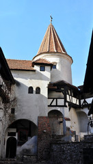 dracula castle tower