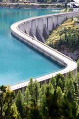 Fedaia lake, Dolomites02