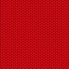 vector wool red color texture  background