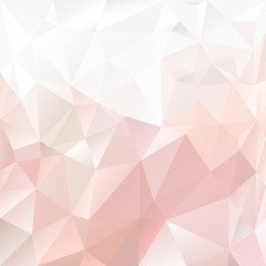 vector polygonal background triangular design pink colors