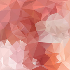 vector polygonal background triangular design in orange colors