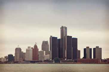 Doomed Darkly Detroit in the Fall