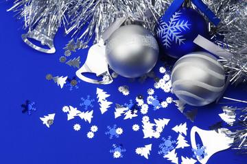 Christmas decoration. New year.
