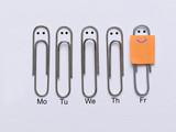 Finally it's Friday