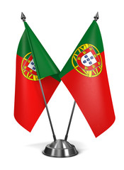 Portugal - Miniature Flags.