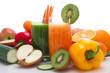 Abnehmen mit Obst und Gemüsesmoothies - 74036198