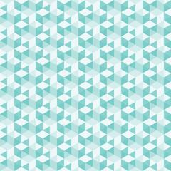 An abstract seamless geometric pattern